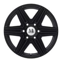 MANDRUS ATLAS MATTE BLACK